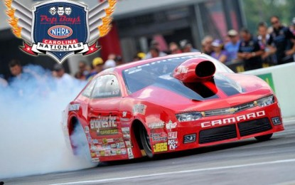 Todd, DeJoria, Enders-Stevens, Krawiec will lead fields into Charlotte eliminations