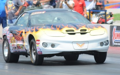 2014 IHRA divisional champions crowned on Summit Pro-Am Tour