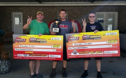Brandon Snider Crowned PDRA Pro-Extreme Winner at VMP