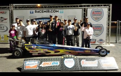 Tucker Kay Crowned IHRA Champion