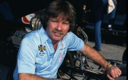 Former three-time NHRA Funny Car champ Beadle dies
