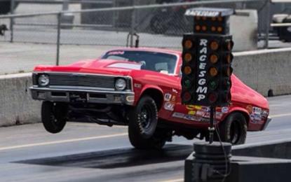 Drag Racing's Winter Series Kicks off with the Super Bucks Blast; Oct. 29 – Nov. 3