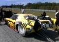 Mamone's New JM Built Cuda Catches on Fire During Weekend Debut