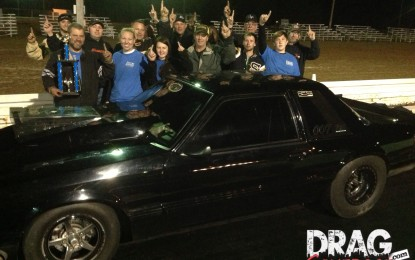 """The Shutdown"" at 231 South Dragway Event Coverage"