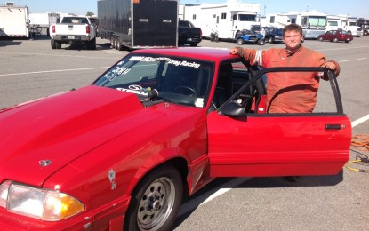 FEATURE! 20 Year-old Cody Harrison US 19 Dragway Track Champion