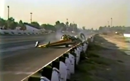 Watch One of the Biggest Epic Fails in Drag Racing
