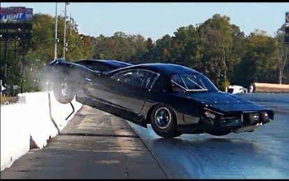 Watch this – Keith Berry Crashes Drag Radial Car back in 2012