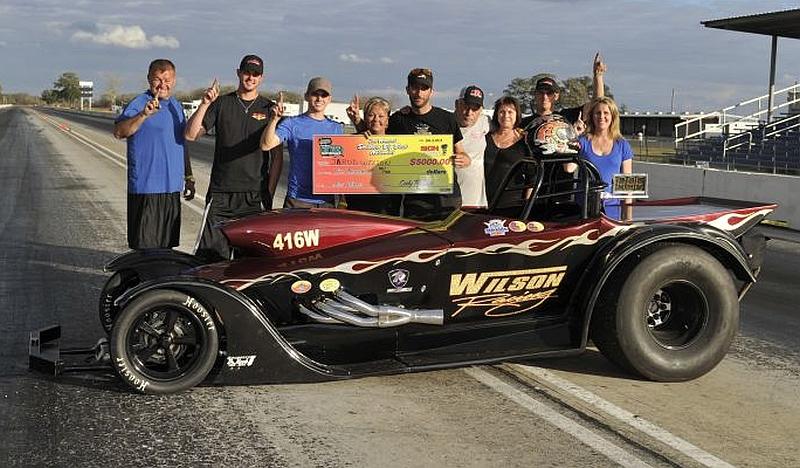 Jarod Wilson Box Sun Winner
