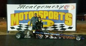 Race #2 Jr. Dragster Winner: