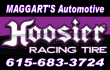 Maggart's Hoosier Tire Heads to Montgomery this Weekend
