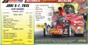 Lucas Oil Drag Racing Event June 5-7 at Montgomery