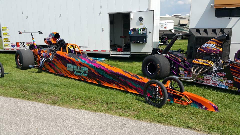 Miller Race Cars Set to Debut Bad A_ _ Front Suspension